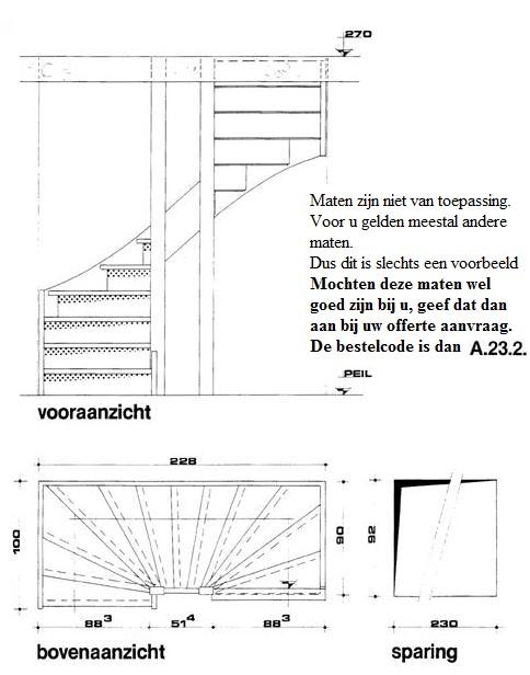 Zoldertrappen een vaste trap naar zolder geeft u meer for Traphoogte berekenen